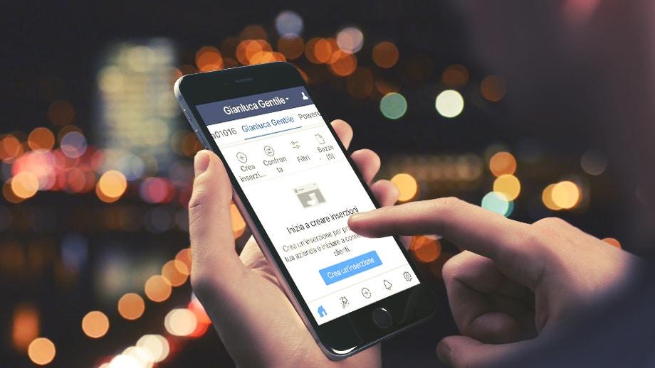Creare campagne Facebook