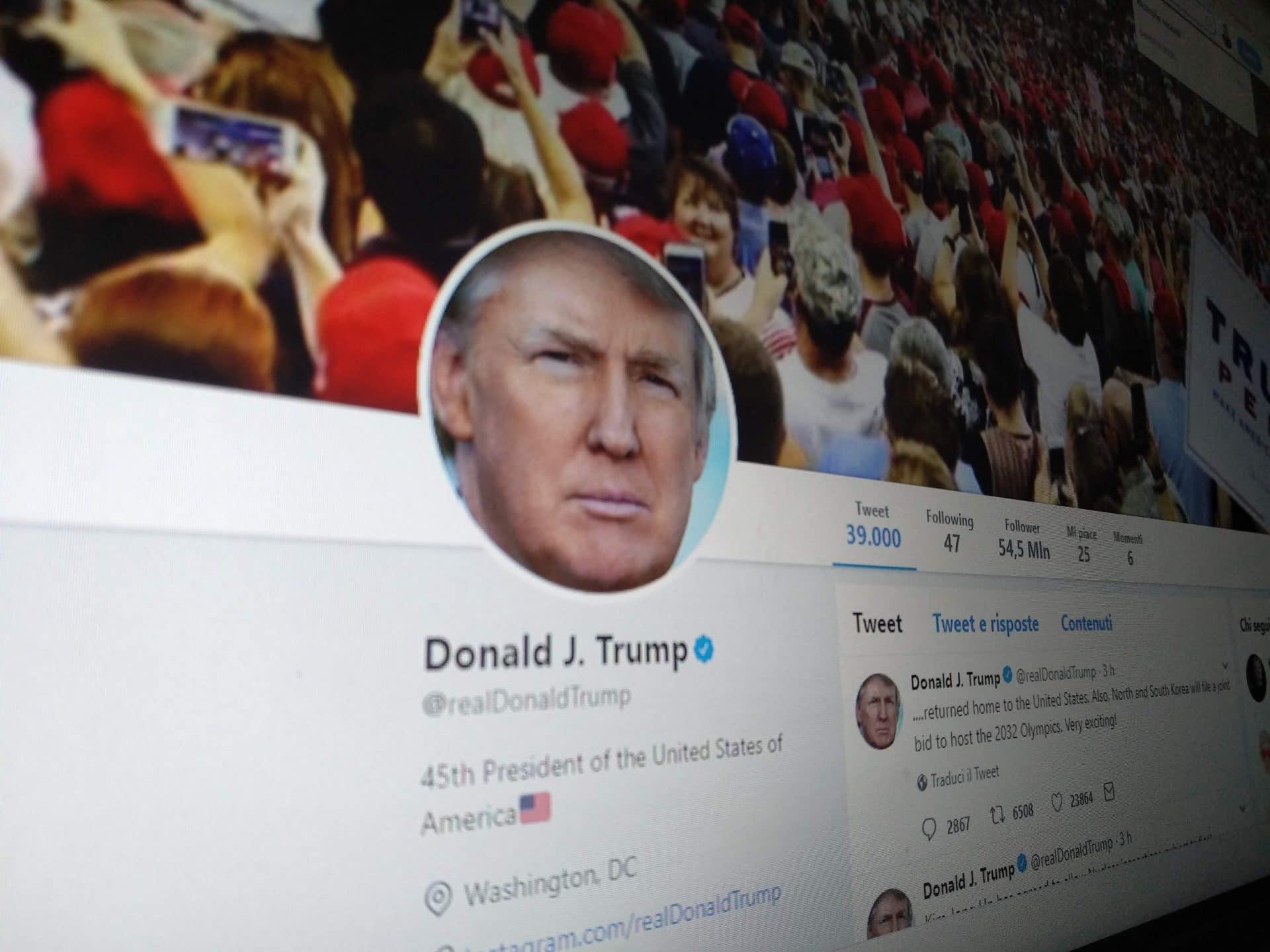 Fare Marketing nella politica esempio Donald Trump