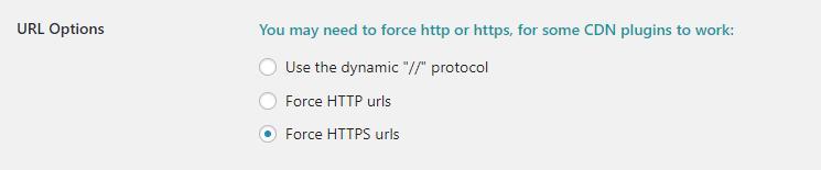 Forzare sempre l'utilizzo del protocollo sicuro