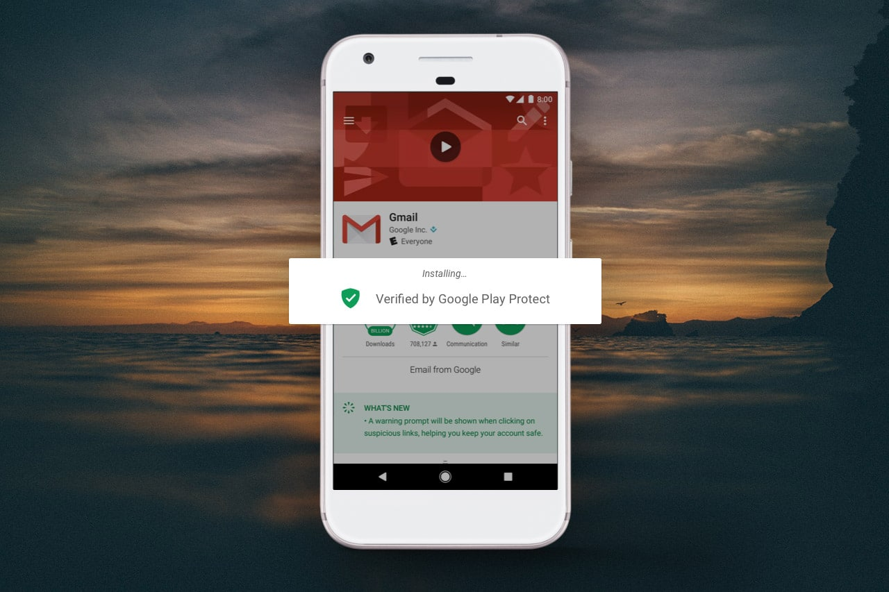 Google Play Protect cos'è