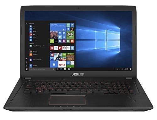 Gianluca Gentile Asus FX753VD GC193T Notebook 17.3 Intel Core i7 7700HQ SDD da 256 GB e HDD da 1 TB 16 GB RAM nVidia GeForce GTX 1050 Nero 12 Ottobre 2018