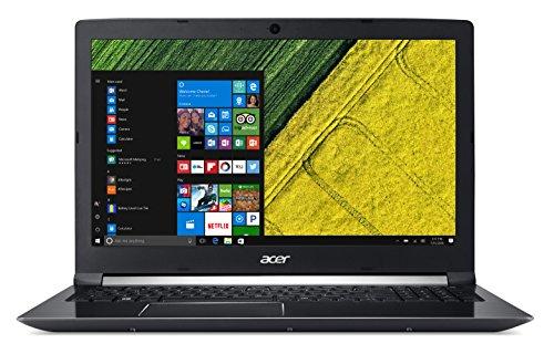 Gianluca Gentile Acer Aspire 7 A715 71G 75LL Notebook con Processore Intel Core i7 7700HQ RAM 12 GB DDR4 128 GB SSD 1000 GB HDD Display 15.6 Full HD LED nVidia GeForce GTX 1050 2 GB DDR5 Windows 10 Nero 27 Novembre 2018
