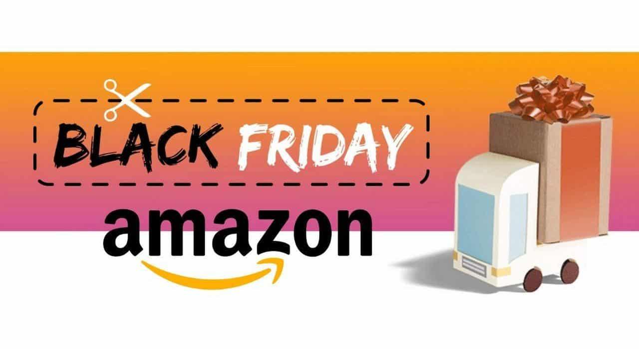 Amazon Black Friday 2018, sconti dal 19 al 26 novembre