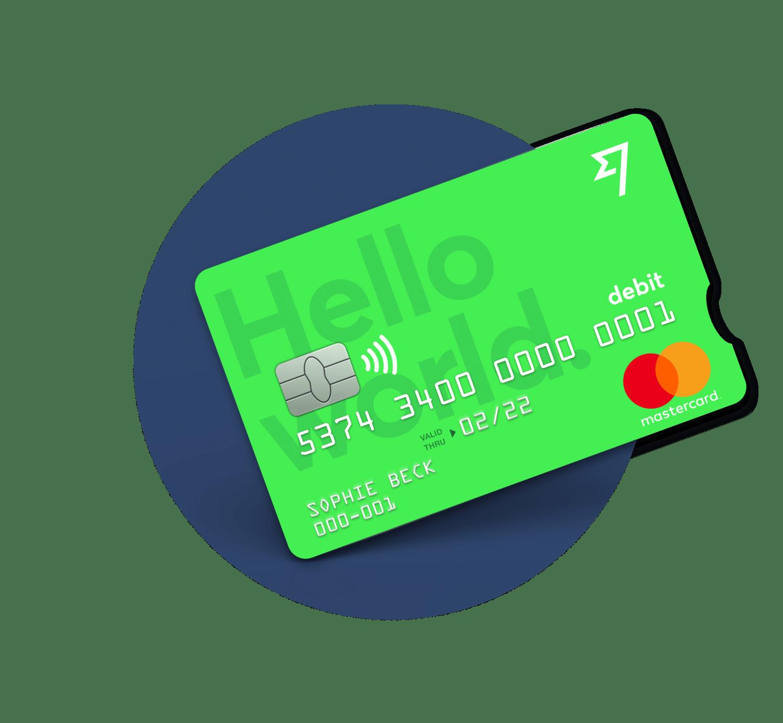 Carta di credito Trasferwise