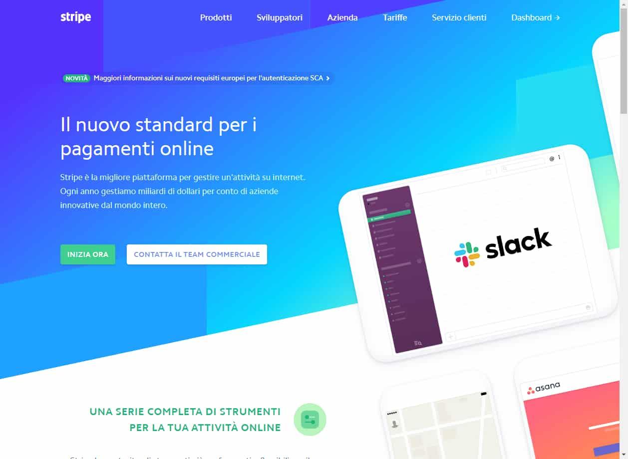 Stripe, come funziona lo strumento per le transazioni online