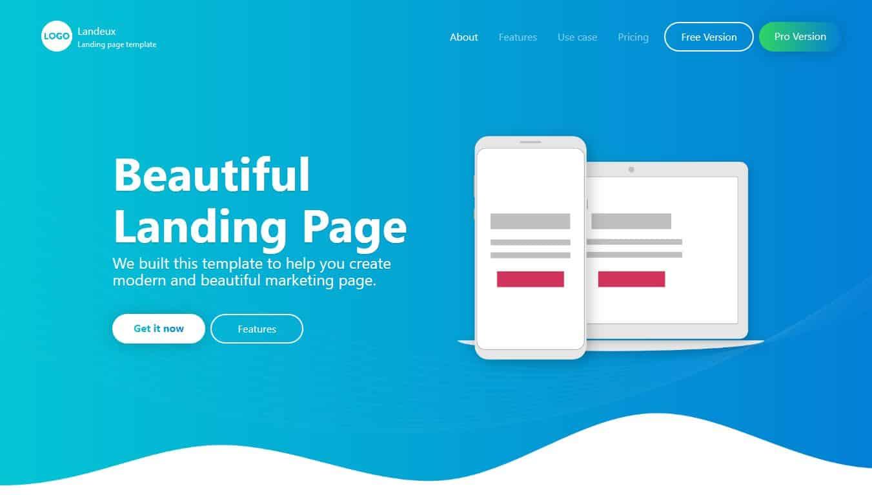Gianluca Gentile Cos'è una Landing page e a cosa serve 22 Giugno 2019
