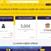 Widilo arriva in Italia: crea il tuo profilo e guadagna ogni volta che acquisti online!