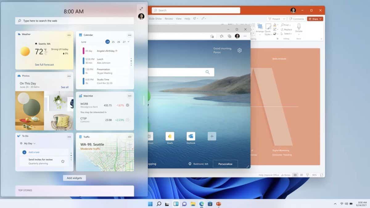 Windows 11 quando esce